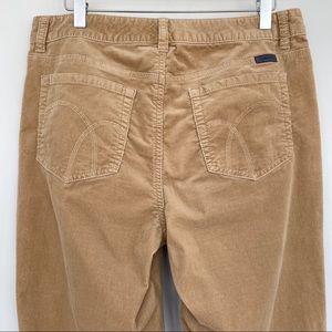 Liz Claiborne corduroy pants, Sloan cut